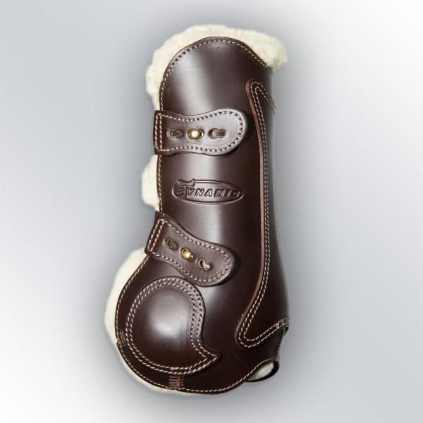 BYNAMIC lambskin boots